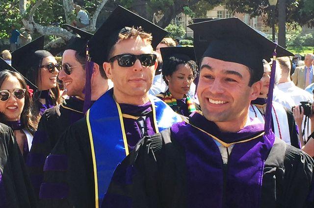 2017 UCLA School of Law graduates