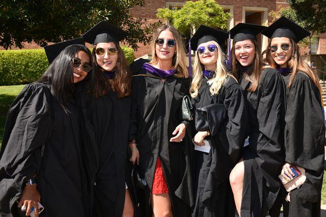 2017 graduates of UCLA School of Law