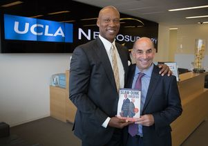 Byron Scott and Charlie Norris