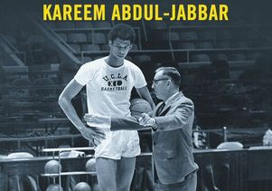 """Book cover of """"Coach Wooden and Me"""""""