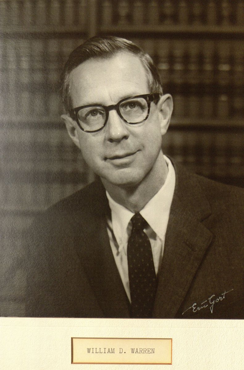 Warren William portrait