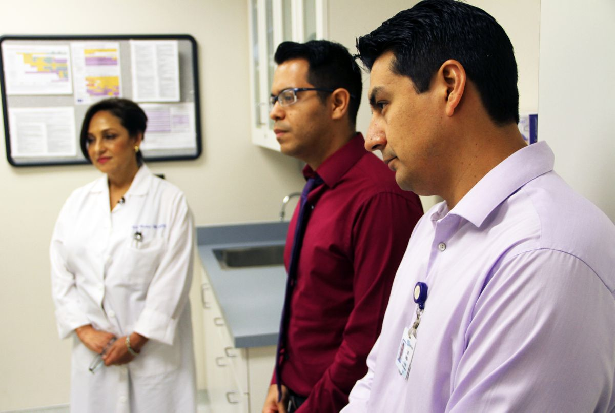 Doctors in UCLA International Medical Graduate Program