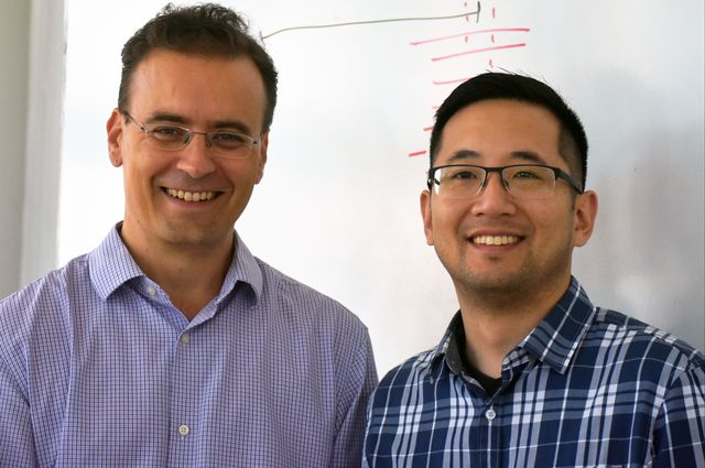 Giovanni Coppola and Alden Huang