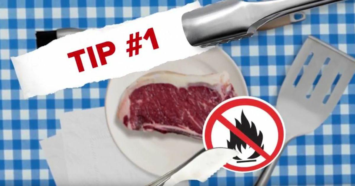 BBQ tip