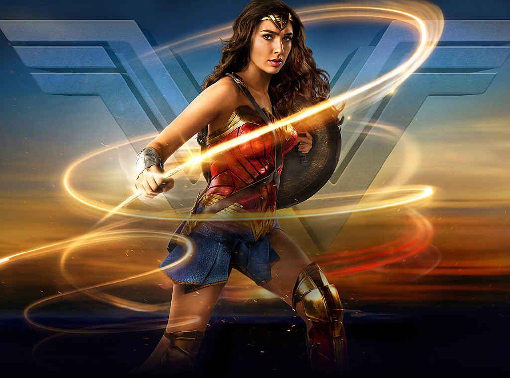 Wonder Woman lasso