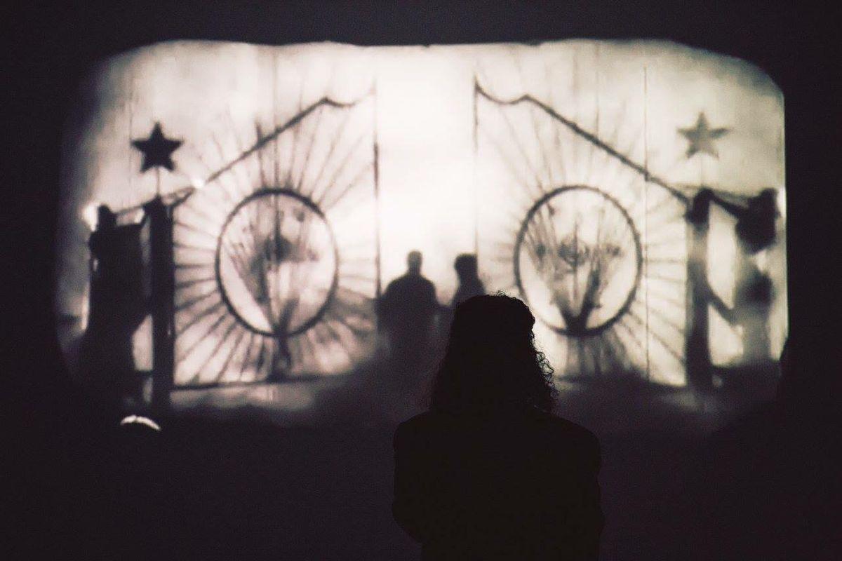 Silent race films exhibition