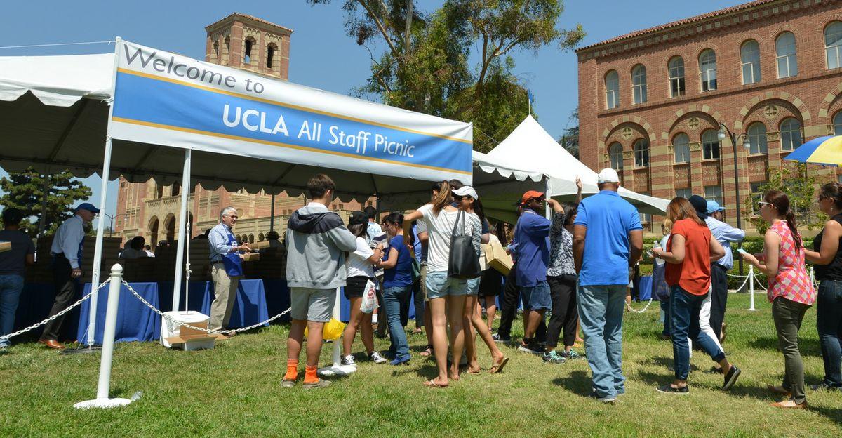 UCLA All Staff Picnic