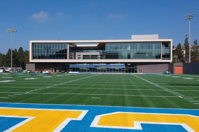 Wasserman Football Center