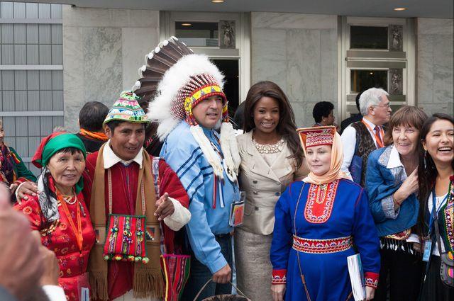 UN World Indigenous
