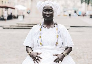 Click to open the large image: Igbagbo (Fé) (Faith), 2015