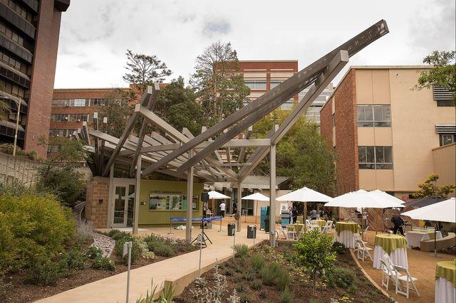La Kretz Garden Pavilion