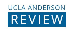 UCLA Anderson Review logo