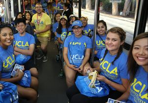 Click to open the large image: UCLA Volunteer Day