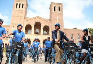 Bruin Bike Share