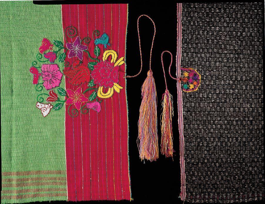 """Weaving Generations Together"" garment"