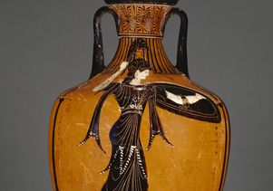 Attic Panathenaic Amphora