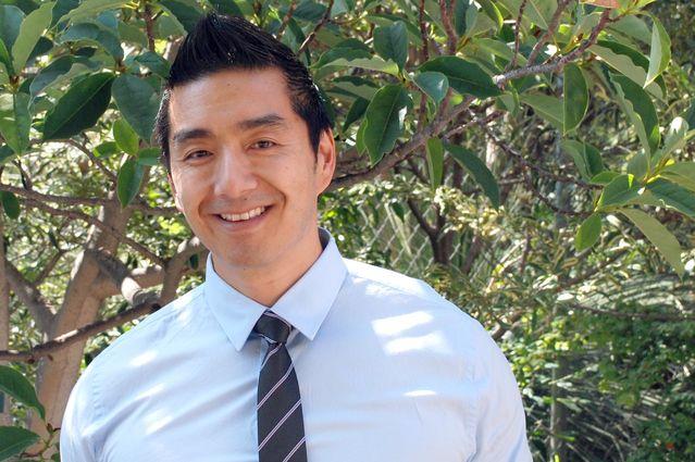Dean Ho UCLA