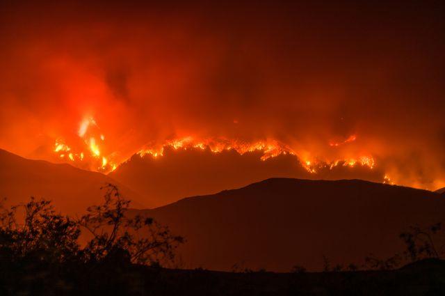 2017 Whittier fire