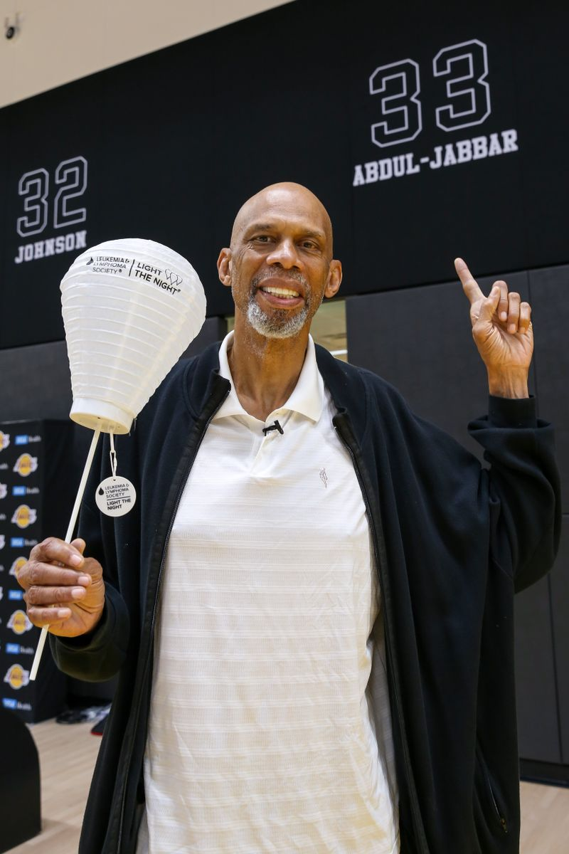 new arrival 4e588 22e8e Kareem Abdul-Jabbar joins UCLA Health and the Los Angeles ...