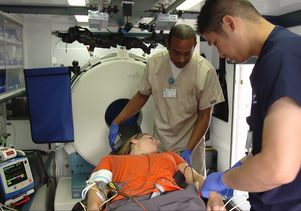 Inside UCLA's Mobile Stroke Unit
