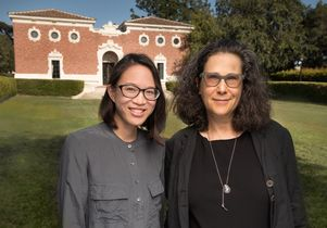 Anna Chen and Helen Deutsch