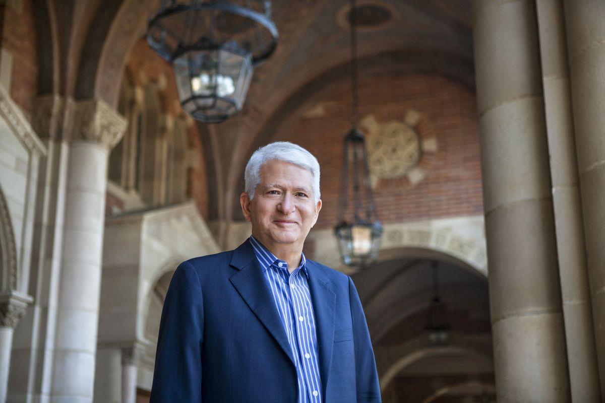 Chancellor Gene Block