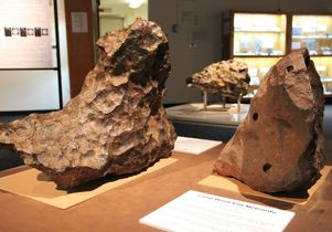 UCLA Meteorite Gallery