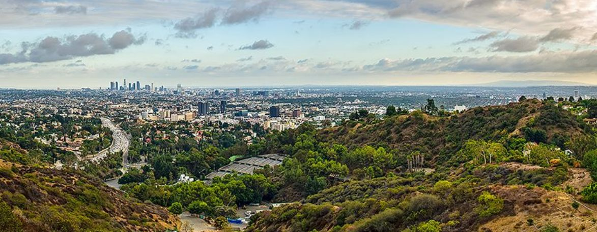 L.A. panorama-Sustainability Grand Challenge