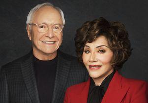 Lynda and Stewart Resnick by Steven Gomillion