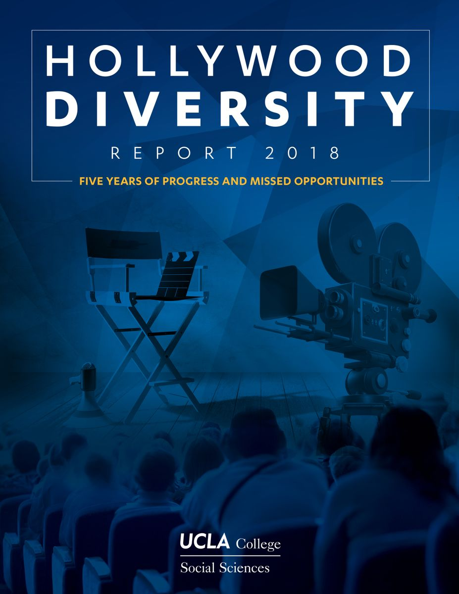 UCLA Hollywood Diversity Report cover