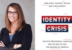 Identity Crisis graphic