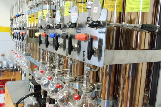 Hosea Nelson lab photo