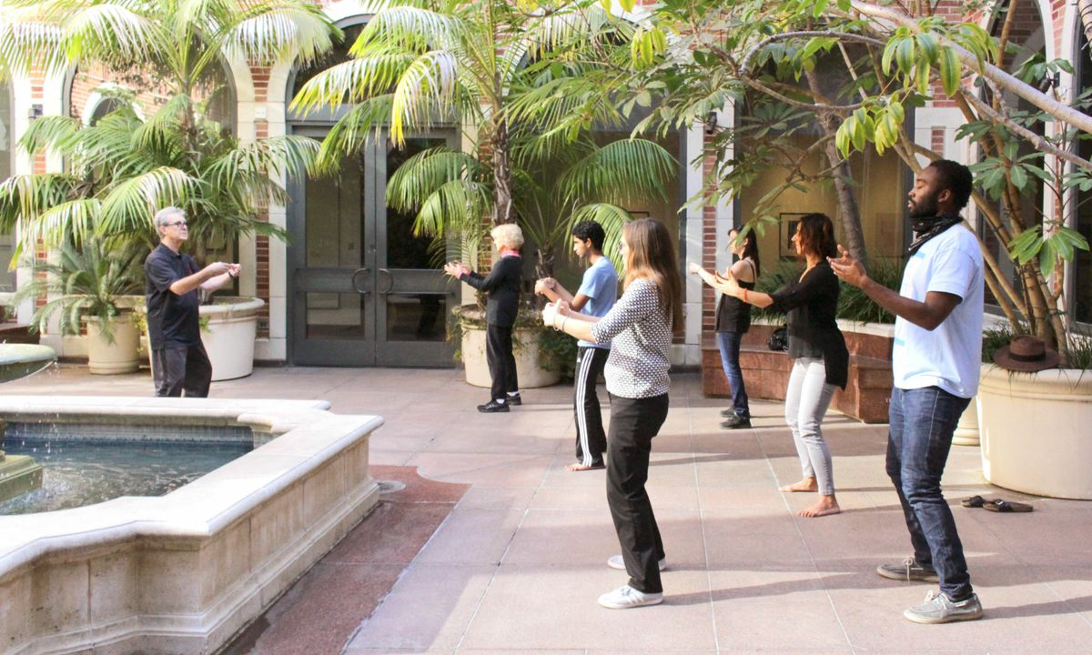 Dec  14: Free tai chi lesson at the Fowler Museum | UCLA