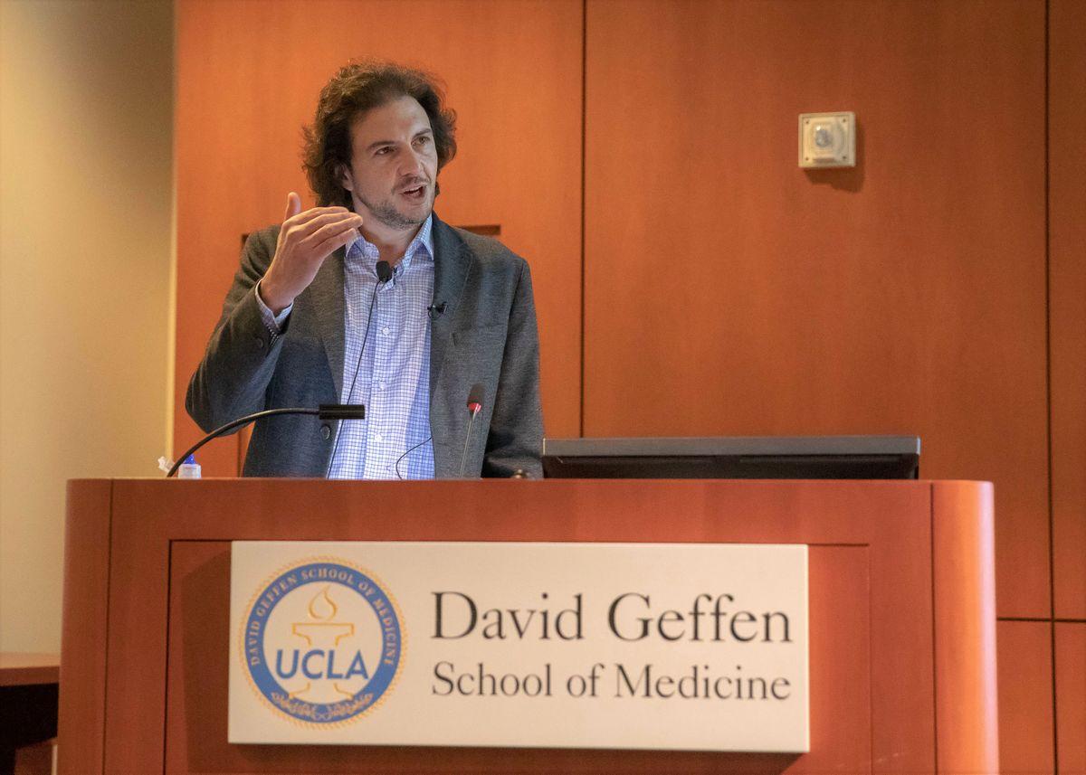 Dr. David Sabatini