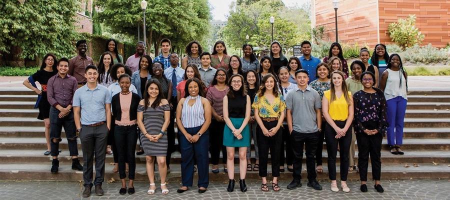 UCLA program trains underrepresented college students for public health careers