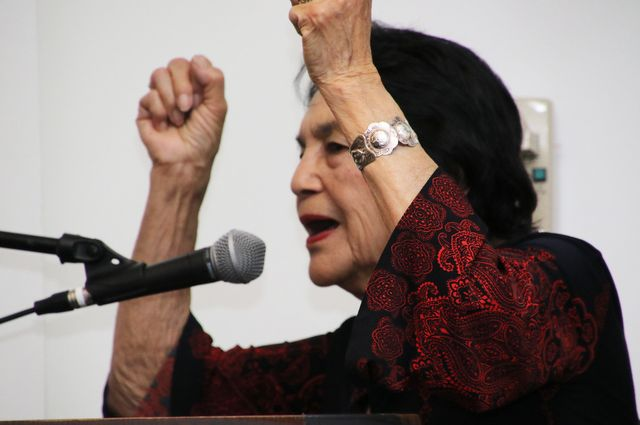 Dolores Huerta Doby lecture