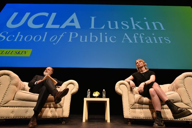 Chelsea Manning Luskin Lecture