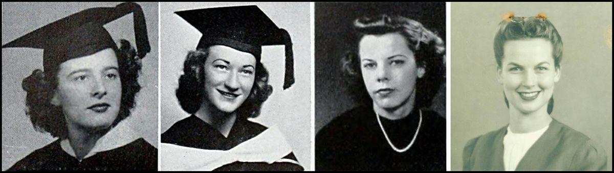 WWII Bruin alumnae