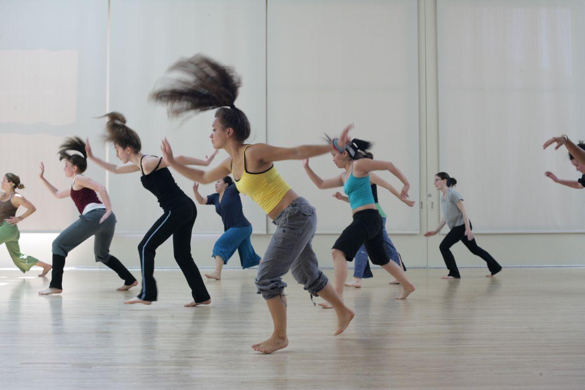 UCLA dance