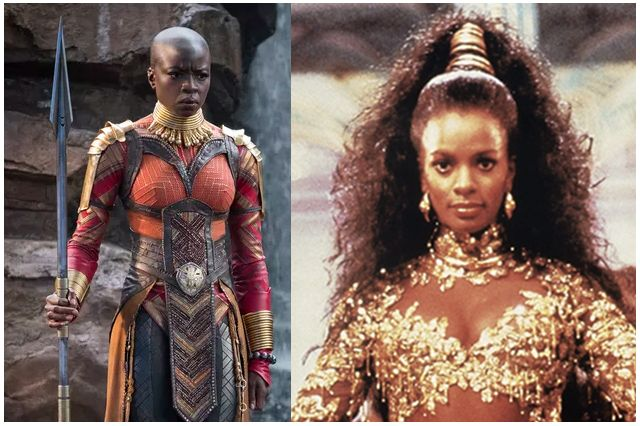 From Zamunda To Wakanda Celebrating African Costume Design In The Movies Ucla