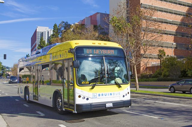 BruinBus to get new routes and additional stops | UCLA on culver city bus map, los angeles bus map, ucla parking map, union station bus map, santa monica bus map, ucla ackerman union map,