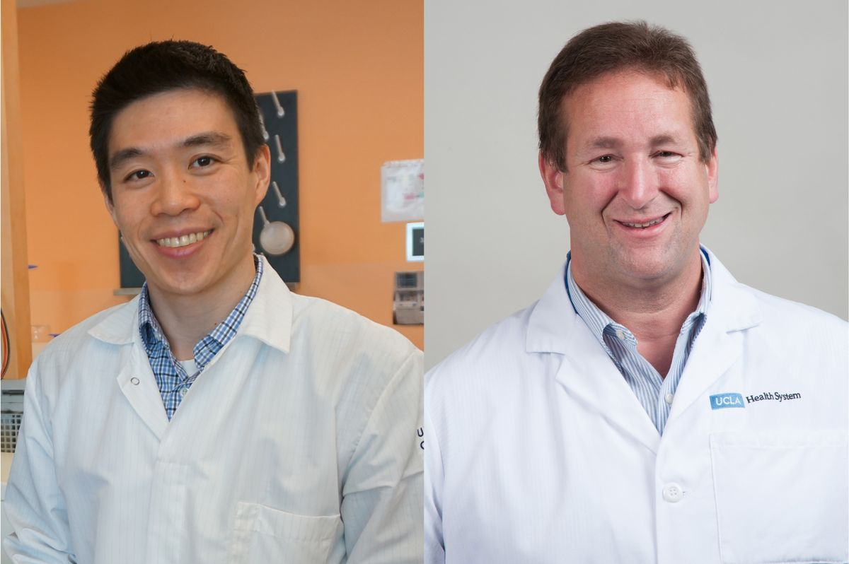 Pediatric cancer researchers receive grants from St