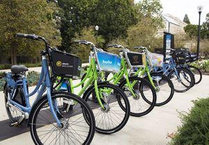 Bike Share Connect