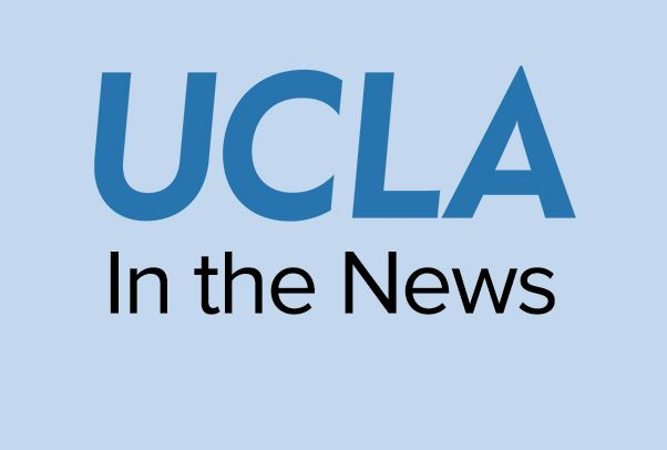 UCLA In the News January 28, 2019 | UCLA
