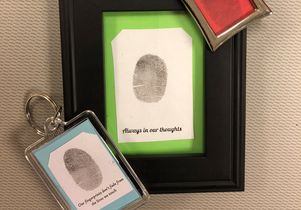 3 Wishes fingerprints