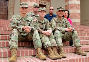 Army ROTC Samaritans
