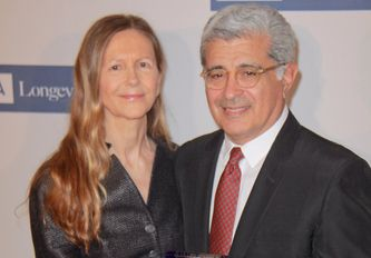 Jane and Terry Semel