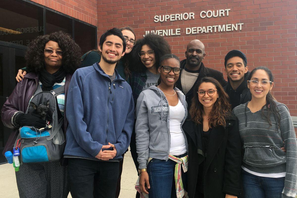UCLA Prison Education Program