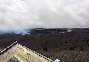 UCLA volcano research trip