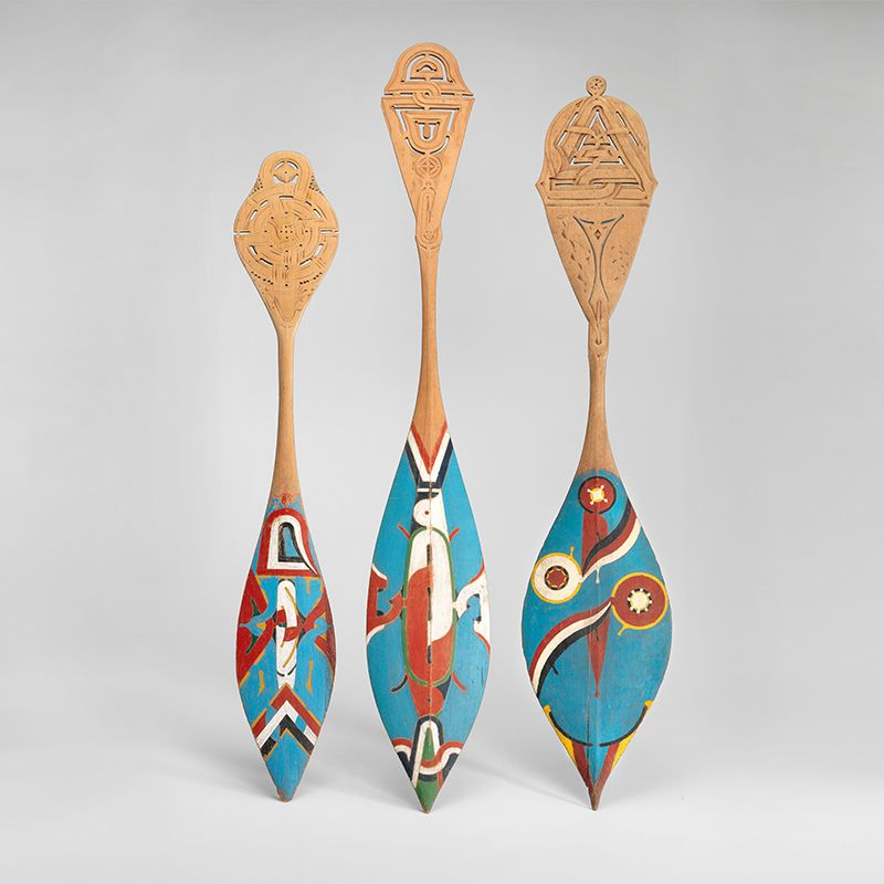 Fiiman paddles